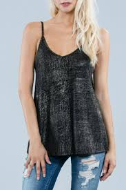 25 best metallic cami tops ideas on pinterest going out