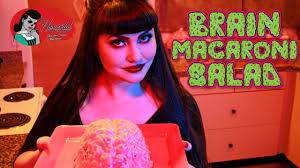 Halloween Jello Molds Brain by Brain Macaroni Salad Recipe U2013 The Homicidal Homemaker Horror