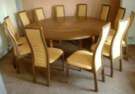 Expandable Round Dining Room Table Great For Tables Pertaining To