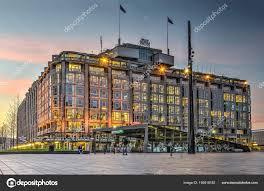 100 Architectural Masterpiece Rotterdam Netherlands December 2015 Groothandelsgebouw Grand