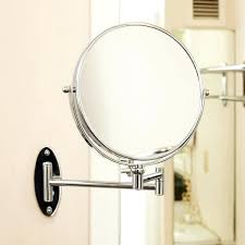 conair wall mount mirror marvelous lighted wall mirror to complete