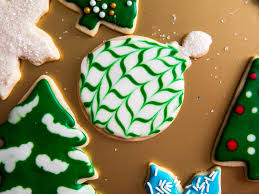 20161207 Holiday Cookie Decorating Icing Sugar Cookies Vicky