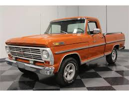 1969 Ford F100 For Sale | ClassicCars.com | CC-669086