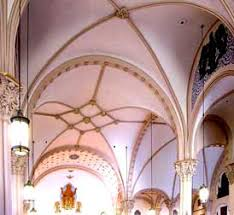 Groin Vault Ceiling Images by Ribbed Ha Jpg