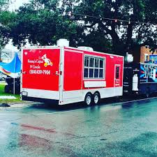 Kenny's Cajun & Creole Mobile Kitchen - New Orleans Food Trucks ... Mexican Eatery La Carreta Expands In New Orleans Magazine Street Universal Food Trucks For Wednesday 619 Eggplant To Go Greetings From The Cincy Food Truck Scene Mr Choo Truck Custom Pinterest Dnermen One Of Chicagos Favorite Open A Bar Fort Mac Lra On Twitter Chef Fox Will Serve Up The Lunch Box Snoball Houston Roaming Wimp Guide To Eating Retired And Travelling Green 365 Project Day 8 Taceauxs Nola Girl Photos Sultans Yelp