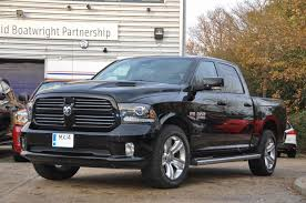 100 Dodge Truck 2014 Ram Crew Sport NO VAT David Boatwright Partnership Official