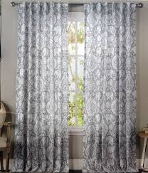 Ikea Sanela Curtains Red by Mandala Elephant Pair Window Panels 50 By 96 Inch Set Of 2 Floral