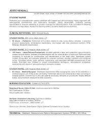 Grad School Resume Objective Graduate Sample High Student Athlete Example