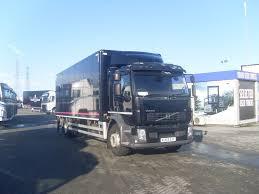100 240 Truck Volvo FLH 4x2 Box Body Volvo Used Centres