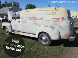 100 Chevrolet Panel Truck 1950 3800 Van Kustoms By Kent