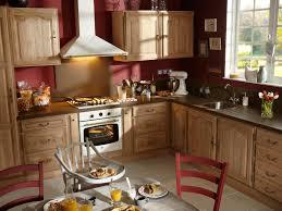 meuble cuisine leroy merlin blanc leroy merlin cuisine dabo avec façades en chêne massif photo 12