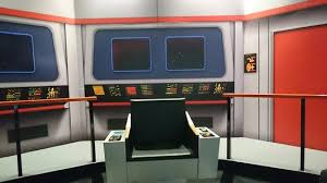 Star Trek Captains Chair by The Captain U0027s Chair Picture Of Star Trek The Exhibition