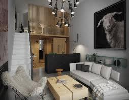 100 Mezzanine Design Small 33 Square Metre Home Designed For A Young Couple Who