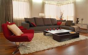 elegant brown couch living room ideas what color rug goes with a