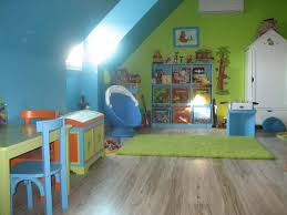 chambre enfant vert chambre enfant bleu et vert 2 cyan nature 201109151750506o lzzy co