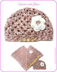 Gorro crochet Chales gorros y bufandas Pinterest
