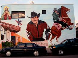 Famous Mexican Mural Artists by A Guide To 51 Neighborhood Murals You Must See Right Now