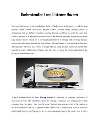 Understanding Long Distance Movers   My Collection   Pinterest