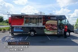 Apollo Burgers Food Truck - $176,000 | Prestige Custom Food Truck ...