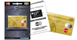 corpedia financial lance la carte de paiement prépayée prestige