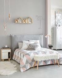 modern style soft scandinavian bedroom