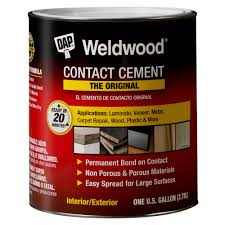 Super Glue On Carpet by Dap Weldwood 128 Fl Oz Original Contact Cement 00273 The Home