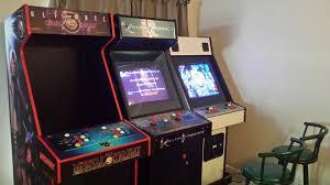Mortal Kombat Arcade Cabinet Plans by Umk3 Scratch Build