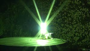 firing up 1000 watt metal halide bulb