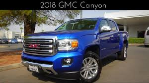 100 Gmc Canyon Truck 2018 GMC 36 L V6 Review Test Drive YouTube