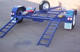 Car Dolly Trailers – TrailerTec