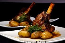 cuisiner une souris d agneau souris d agneau confite thym romarin gourmand recettes de cuisine