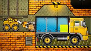 100 Truck Loader 4 Level 15 YouTube