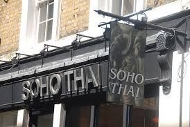 Soho Thai St Annes Court London