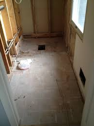 Preparing Subfloor For Marble Tile by Copper Pipe Maibe We U0027re Crazy