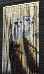 Bamboo Bead Curtains For Doorways beaded door curtains with picture making beaded door curtains