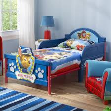 Delta Children Nick Jr Paw Patrol 3D Plastic Toddler Bed
