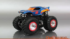 100 Monster Trucks Crashing Jam Epic Additions HOT WHEELS MONSTER TRUCK ORANGE