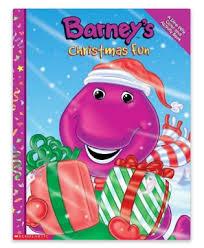 FileBarneys Christmas Fun Coloring Book