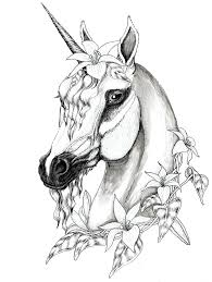 Printable Pictures Unicorns Free Coloring Pages Of Unicorn Fantasy Myth Mythical Mystical Legend Colouring Adult Detailed