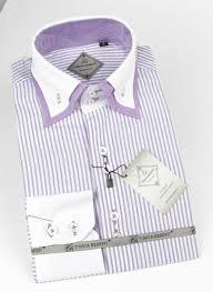 custom men shirts double collar dress shirt causal shirt garment