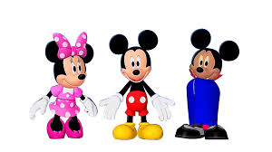 Mickey Mouse Coloring Pages ABC Alphabet Song Ep 14 Clubhouse Book