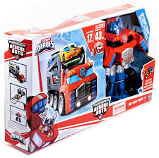 Hasbro Playskool Heroes Transformer Rescue Bots Optimus Prime ...