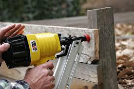 Wood Floor Nailer Gun by Nail Gun Wikipedia