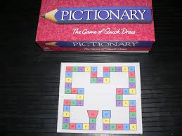 Missing Pictionary Board