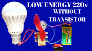 low energy 220v light bulbs without transistor actually that works