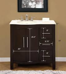 White 36 Bathroom Vanity Without Top by Best Awesome 20 Bathroom Vanities Without Tops Ideas On Pinterest