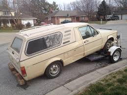 FS: Parting Mk1 Rabbit Diesel Caddy Pick Up Truck - Nebraska