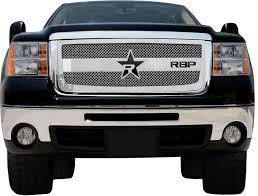 100 Grills For Trucks Amazoncom RBP 851208 RXIII Series Chrome Studded Frame