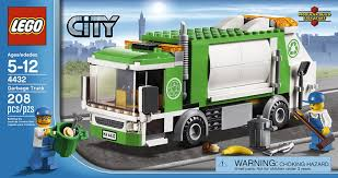 Amazon.com: LEGO City Town Garbage Truck 4432: Toys & Games Lego City 4432 Garbage Truck In Royal Wootton Bassett Wiltshire City 30313 Polybag Minifigure Gotminifigures Garbage Truck From Conradcom Toy Story 7599 Getaway Matnito Detoyz Shop 2015 Lego 60073 Service Ebay Set 60118 Juniors 7998 Heavy Hauler Double Dump 2007 Youtube Juniors Easy To Built 10680 Aquarius Age Sagl Recycling Online For Toys New Zealand