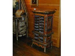 Image Of Million Dollar Rustic Jewelry Armoire